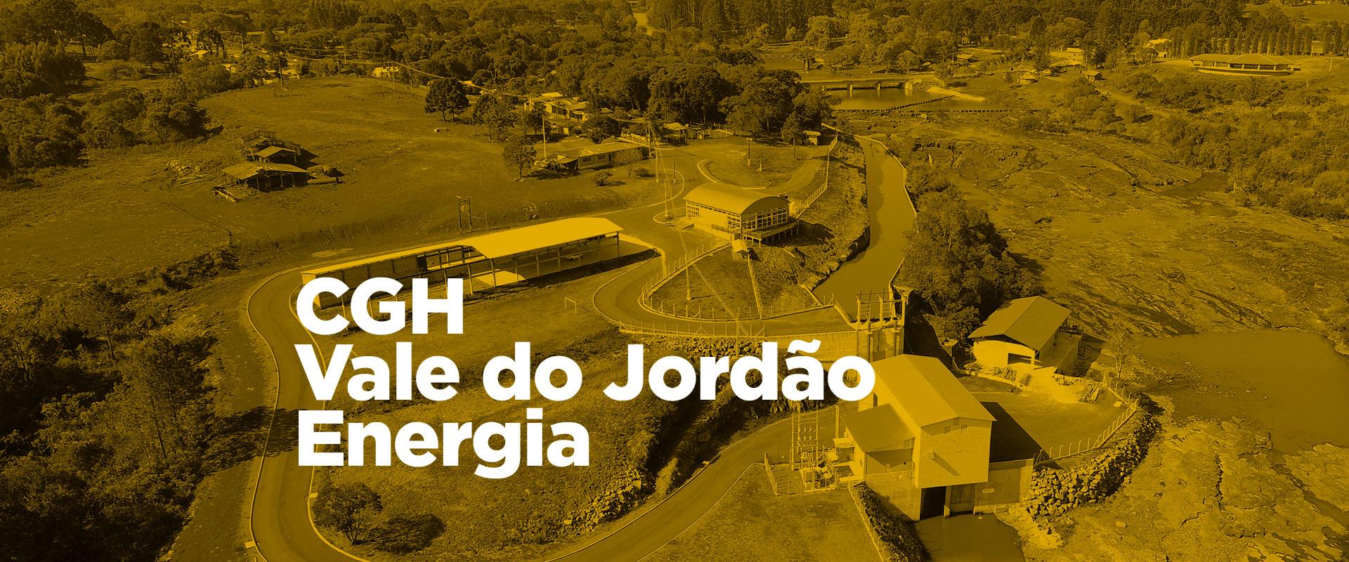 CGH Vale do Jordão Energia